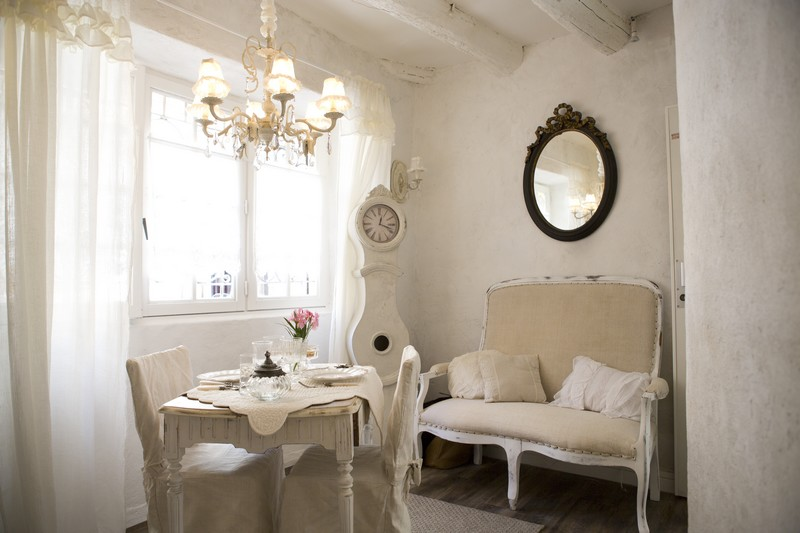 Super appartemento romantico e shabby chic aix-en-provence decorat II17